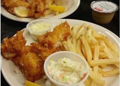 2018 Fish Fry Food