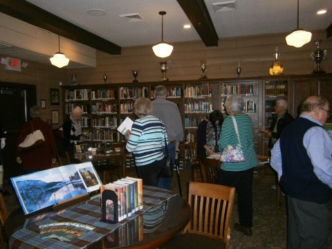 Open House at the Library