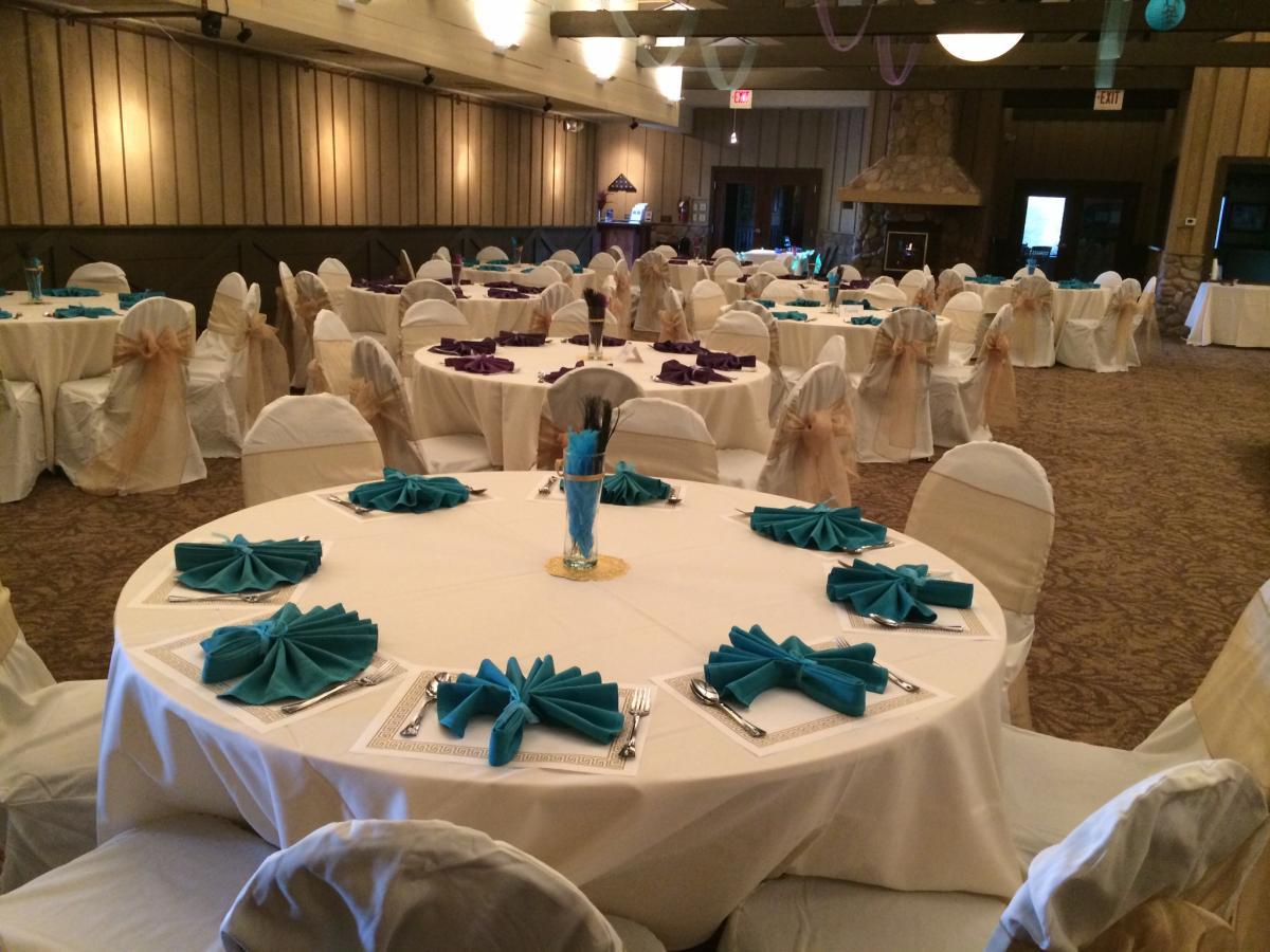 The Great Hall - Wedding