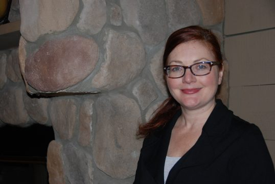 Kathleene Thomson, our Kilgour Scottish Centre Hall Manager