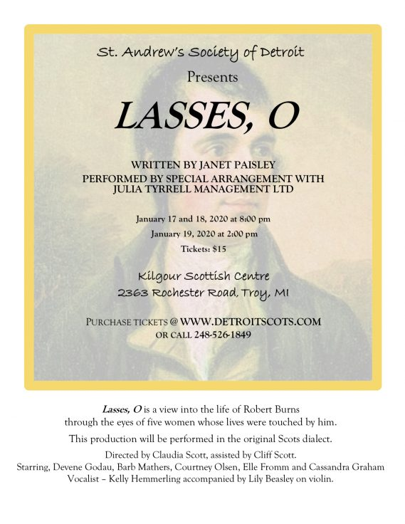 Lasses, O Option A