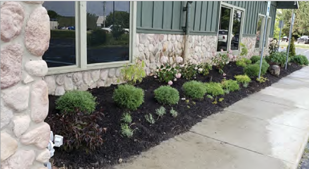 Kilgour new landscaping North