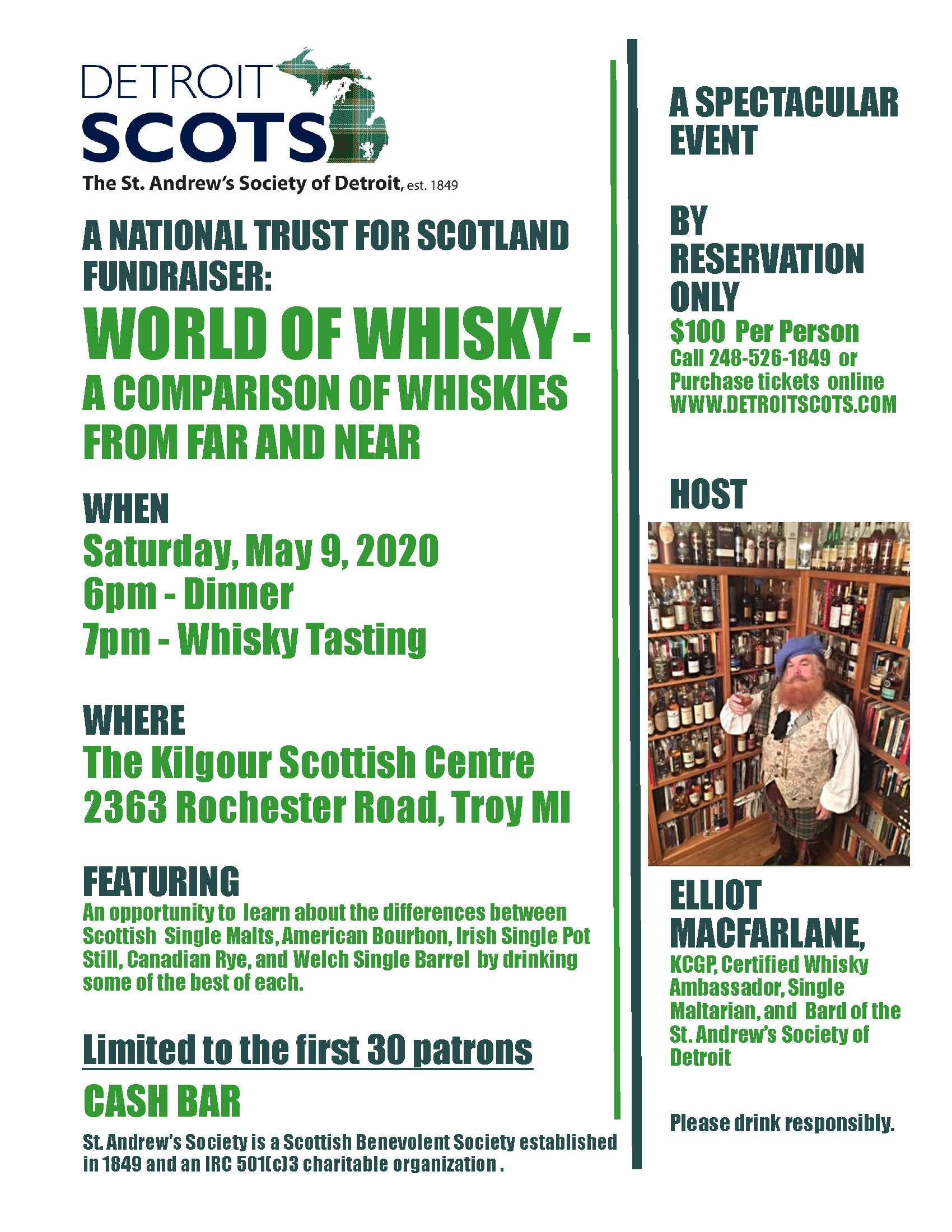 World of Whisky May 2020
