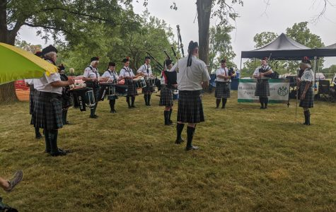 Macomb Highlanders Pipes and Drums