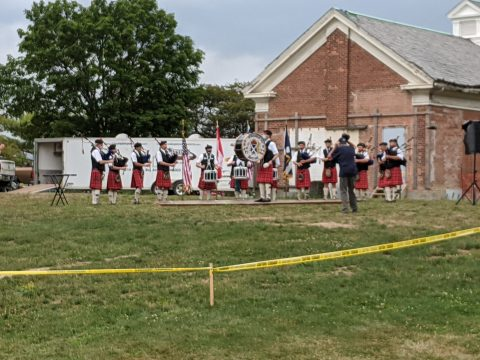 St. Andrew's Pipe Band