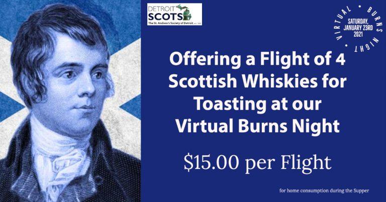 Burns Night Whisky Final