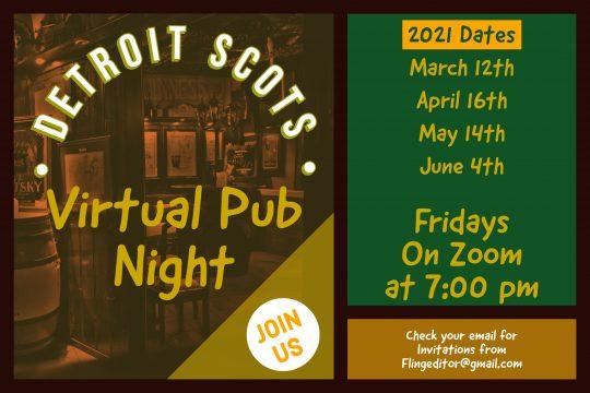 Virtual Pub Nights